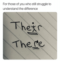 Memes, Struggle, and 🤖: For those of you who still struggle to  understand the difference  hexr  The ce We all know someone who needs to see this 👇