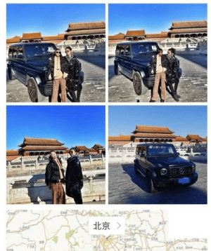 Forbidden City, Beijing - Driving onto a 600 year old World Heritage Site: Forbidden City, Beijing - Driving onto a 600 year old World Heritage Site