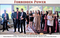 "Amazon, Bad, and Lol: FORBIDDEN PowER  StarRING LINCOLN Bevers, NasaNIN Nuri, HANNaH JANSSEN, HaRRY MOK & Eric STAYBERG  WRITTEN & DIRECTED BY PAUL KYRIAZI EXECUTIVE PRODUCERS CONRAD DENKE & HARRY MoK PRODUCED BY JAN VAN TASSELL & BRUCE DoWLING lol-coaster:  ""They'll make you do things … Bad things."" Nominated Best Sci-If Movie at AOF MegaFest. Watch the trailer: AMAZON https://goo.gl/Z7sVE9 VIMEO https://goo.gl/1AL6cL"