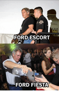 Memes, Ford, and 🤖: FORD ESCORT  FORD FIESTA
