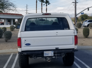 Funny, California, and Ford: Ford  JUN-California  IMNT QJ  DRAWTITE At least I thought it was… Classic. Redditors may be a little too young for this though. Funny