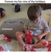 Lmaaooo 😂😂 By : daquan Tag 5 friends ✌: Forever my fav vine of the holidays  IG:@Daquan  DEFT Lmaaooo 😂😂 By : daquan Tag 5 friends ✌