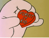Charlie, Tumblr, and Blog: FORGET  IT  KID gameraboy1: Be My Valentine, Charlie Brown (1975)