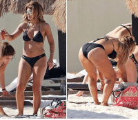 Memes, Bikini, and Bravo: Forget Real Housewives of New Jersey, Teresa Giudice is the Real Bikini Bod of Cancun 😜 teresagiudice rhonj tmz bravo cancun