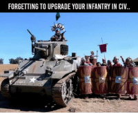 Memes, 🤖, and Civ: FORGETTING TO UPGRADE YOUR INFANTRY IN CIV.
