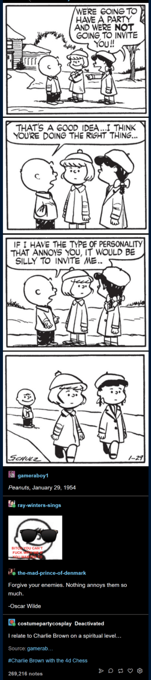 Forgive your enemies Charlie Brown!: Forgive your enemies Charlie Brown!