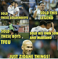 Zidane 😏 ... 🔹FREE FOOTBALL EMOJI'S --> LINK IN OUR BIO!!! ➡️Credit: @originaltrollfootball: fOriginalTrollFoothall  Emin  SOLD  THESE GOLDENBOYS  'ASLEGEND  SOLD THIS  INLEGEND  SOLD  SOLD HIS OWN SON  THESE BOYSAND MARIANO  TFEU  UST ZIDANE THINGS Zidane 😏 ... 🔹FREE FOOTBALL EMOJI'S --> LINK IN OUR BIO!!! ➡️Credit: @originaltrollfootball
