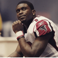 Former Atlanta Falcon, Michael Vick, has announced his retirement from the NFL. MikeVick RiseUp Falcons AtlantaFalcons: Former Atlanta Falcon, Michael Vick, has announced his retirement from the NFL. MikeVick RiseUp Falcons AtlantaFalcons