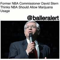 """Former NBA Commissioner David Stern Thinks NBA Should Allow Marijuana Usage - blogged by @baetoven_ ⠀⠀⠀⠀⠀⠀⠀ ⠀⠀⠀⠀⠀⠀⠀ While speaking to ex-NBA player AlHarrington in an interview for Uninterrupted, former NBA Commissioner DavidStern called for the league to allow the use of medical marijuana in states where it is legalized. ⠀⠀⠀⠀⠀⠀⠀ ⠀⠀⠀⠀⠀⠀⠀ """"I'm now at the point where, personally, I think [marijuana] probably should be removed from the ban list,"""" Stern told Harrington, who became a cannabis entrepreneur after playing in the NBA for 17 years. """"I think there is universal agreement that marijuana for medical purposes should be completely legal."""" ⠀⠀⠀⠀⠀⠀⠀ ⠀⠀⠀⠀⠀⠀⠀ Stern continued, """"I think we have to change the Collective Bargaining Agreement and let you do what is legal in your state. If marijuana is now in the process of being legalized, I think you should be allowed to do what's legal in your state."""" ⠀⠀⠀⠀⠀⠀⠀ ⠀⠀⠀⠀⠀⠀⠀ Harrington revealed he first used medical marijuana after a botched knee surgery while playing for the DenverNuggets. He's already invested $3 million of his own money into the prescription drug industry.: Former NBA Commissioner David Stern  Thinks NBA Should Allow Marijuana  Usage  @balleralert Former NBA Commissioner David Stern Thinks NBA Should Allow Marijuana Usage - blogged by @baetoven_ ⠀⠀⠀⠀⠀⠀⠀ ⠀⠀⠀⠀⠀⠀⠀ While speaking to ex-NBA player AlHarrington in an interview for Uninterrupted, former NBA Commissioner DavidStern called for the league to allow the use of medical marijuana in states where it is legalized. ⠀⠀⠀⠀⠀⠀⠀ ⠀⠀⠀⠀⠀⠀⠀ """"I'm now at the point where, personally, I think [marijuana] probably should be removed from the ban list,"""" Stern told Harrington, who became a cannabis entrepreneur after playing in the NBA for 17 years. """"I think there is universal agreement that marijuana for medical purposes should be completely legal."""" ⠀⠀⠀⠀⠀⠀⠀ ⠀⠀⠀⠀⠀⠀⠀ Stern continued, """"I think we have to change the Collective Bargaining Agreement and let you do what is legal in yo"""