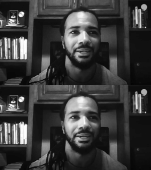 Former@NFL safety Usama Young describes the feeling he has when a police car is driving behind him.   📝: https://t.co/TAhxKoMTfD https://t.co/vRVIEpt1wg: Former@NFL safety Usama Young describes the feeling he has when a police car is driving behind him.   📝: https://t.co/TAhxKoMTfD https://t.co/vRVIEpt1wg