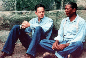 Bill Cosby, Jared Fogle, and Subway: Former Subway spokesmen Jared Fogle and a newly-incarcerated inmate Bill Cosby having a heart-to-heart conversation on prison grounds (2018)