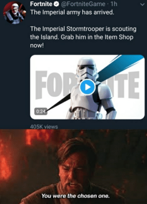 Fortnite 1h The Imperial Army Has Arrived The Imperial