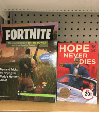 Anaconda, New York, and Obama: FORTNITE  The Essential Guide to BATILE ROVALE  and Other Survival Games  HOPE  NEYER  AN OBAMA  BIDEN  MYSTERY  TOTALLY  UNAUTHORI  DIES  Tips and Tricks  for playing the、  World's Hottest  ame!  13 0s  0 100  + 100 100  By  New York Times  Best-Selling Author  ANDREW  SHAFFER  20%  OFF  COVER  enshot: Fortnite&2018 Epic Games