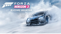 Driving, Ken, and Memes: FORZA  HORIZON 3  BLIZZARD MaUNTAIN Forza Horizon 3 is getting an expansion pack for the December DLC update that should arrive around the 13th of December. Forza has always been about on track racing in the main franchise but Horizon has the open world freedom of something like Test Drive Unlimited or Need For Speed Underground 2 and snow is making it's first appearance in a Forza game and I'm pretty excited for this. New cars from the Group B days of rallying and Ken Block's Ford Focus RS from Gymkhana 9 are some of the high points. Hillclimb and downhill races are some of the main races in this pack and a new barn find. The cost is $34.99 (in the US) but if you have the VIP download (cost $30 US) you'll get 10% off. I'm wondering if you can use the normal cars from the main game in the expansion and use the Blizzard Mountain cars in the main game. So are you ready to conquer Blizzard Mountain? ~Backfire~