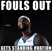 Boogie be like: FOULS OUT  ONBAMEMES  Rakuten  GETS STANDING OVATION Boogie be like