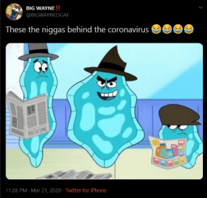Found 'em! They started this coronavirus mess! by musicbyolu MORE MEMES: Found 'em! They started this coronavirus mess! by musicbyolu MORE MEMES