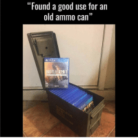 """""""Found a good use for an  old ammo can""""  BATTLE  1 I need one of those!👌❤ 🔥Follow 👉@IJFXL👈 For More Content🔥 ❤️DOUBLE-TAP❤️👥TAG SOME FRIENDS👥 📺YouTube: IJFXL📺 💦119K STRONG!!!💦 - ❌Ignore Tags❌ 420 memesdaily Relatable dank Memes HoodJokes Hilarious Comedy HoodHumor ZeroChill Jokes Funny litasf Squad Crazy Omg Accurate Epic drake cod callofduty game gaming gamer battlefield battlefield1 battlefield4 gta gtav gta5 Via: ?"""