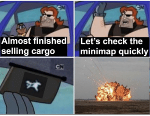 Found this on @daily_gt_memes on Instagram and this summarized my experience selling cargo...: Found this on @daily_gt_memes on Instagram and this summarized my experience selling cargo...