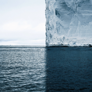 Four shades of blue in Antarctica. Photo credit David Burdeny: Four shades of blue in Antarctica. Photo credit David Burdeny