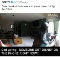 Afternoon Funny Picture Dump 32 Pics http://ibeebz.com: FOX 29 @FOX29philly  Bear breaks into house and plays piano. bit.ly/  2rvO24K  canaru  Dad yelling: SOMEONE GET DISNEY ON  THE PHONE RIGHT NOW!! Afternoon Funny Picture Dump 32 Pics http://ibeebz.com