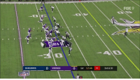 Memes, Seahawks, and Vikings: FOX 9  SEAHAWKS  O VIKINGS  0 1st 12:46 01 3rd & 10 .@StefonDiggs putting 'em in the spin cycle! 🌀  #SEAvsMIN https://t.co/Dr3Pq9ixo3