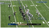 Memes, New Orleans Saints, and Rams: FOX CHAMPIONSHIP  IP  RAMS  17 SAINTS  20 4th 9:41 16 3rd & 3 Goff scrambles and finds Gerald Everett for the 39-yard gain!  #LARams inside Saints' territory. #NFLPlayoffs  📺: #LARvsNO on FOX https://t.co/0D2lV1TN2Y