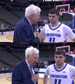 20 points, 8 rebounds and 7 assists 🔥  Hear from @MZegarowski1 after his huge night for @BluejayMBB ⬇️ https://t.co/5GOazHGyMt: FOX FOX  ERNE  SPORTS  CREIGHTON  WERNER   FOX  ATSMA  SPORTS  CREIGHTON  WERN 20 points, 8 rebounds and 7 assists 🔥  Hear from @MZegarowski1 after his huge night for @BluejayMBB ⬇️ https://t.co/5GOazHGyMt