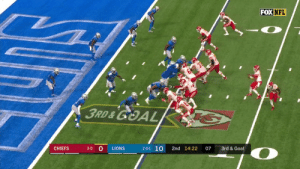 Justin Coleman said NOPE! ? #KCvsDET #OnePride @JustinColeman27  ?: FOX ?: NFL app // Yahoo Sports app Watch free on mobile: https://t.co/lm0vvtP8ei https://t.co/vOeEGQBpDD: FOX NFL  3RD&GOAL  2-0-1 10  CHIEFS  3rd & Goal  LIONS  2nd 14:22  07  3-0  O Justin Coleman said NOPE! ? #KCvsDET #OnePride @JustinColeman27  ?: FOX ?: NFL app // Yahoo Sports app Watch free on mobile: https://t.co/lm0vvtP8ei https://t.co/vOeEGQBpDD