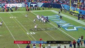 Derrick Henry was CLOSE to going 99 yards again… @KingHenry_2 #Titans #TBvsTEN  📺: FOX 📱: NFL app // Yahoo Sports app Watch free on mobile: https://t.co/a16R5wPShJ https://t.co/MgWQ6agqJz: FOX NFL  LHOCIAL CATCH 1C0  NS  &10  1st & 10  4:30  1st  3-4  33  TITANS  BUCCANEERS 2-4 Derrick Henry was CLOSE to going 99 yards again… @KingHenry_2 #Titans #TBvsTEN  📺: FOX 📱: NFL app // Yahoo Sports app Watch free on mobile: https://t.co/a16R5wPShJ https://t.co/MgWQ6agqJz