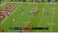 San Francisco 49ers, Memes, and Nfl: FOX NFL  SEAHAWKS 64 24 49ERS  1-9 6 4th :06  1st & 10 .@JimmyG_10 tosses his first TD as a member of the @49ers! #GoNiners https://t.co/HvsIItIm9D