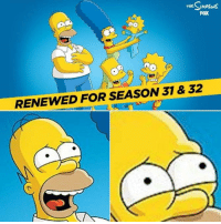 Fox, Pls, and For: FOX  RENEWED FOR SEASON 31 & 32 kill me pls