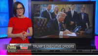 President Trump has been putting pen to paper with a slew of executive orders in his first week in the White House. What does it all mean for liberty?: FOXA  NETWORK  TRUMPIS EXECUTIVE ORDERS President Trump has been putting pen to paper with a slew of executive orders in his first week in the White House. What does it all mean for liberty?