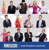 Major reveal for @FoxNation! Sean Hannity, Laura Ingraham and Tucker Carlson among stars on the streaming platform. Tap LinkInBio: FOXNATION Www.foxnation.com/insta Major reveal for @FoxNation! Sean Hannity, Laura Ingraham and Tucker Carlson among stars on the streaming platform. Tap LinkInBio