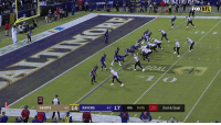 """Memes, New Orleans Saints, and Baltimore: FOXNFL  2  i / SAINTS  4-1 14 RAVENS 42 17 4th 5:05 05 2nd & Goal  """" .@drewbrees finds @cantguardmike for SIX!  And the @saints take the lead in Baltimore!  📺: FOX #GoSaints https://t.co/OXyXuEe5am"""
