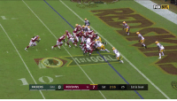 Memes, Washington Redskins, and Goal: FOXNFL  ST&60A  PACKERS 1-01 O REDSKINS 11 7st 2:16 25 1st &Goal  PACKERS  1-0-1  1st 2:16 25 1st & Goal All Day 🙌  📺: FOX #HTTR https://t.co/jv98xYutgW