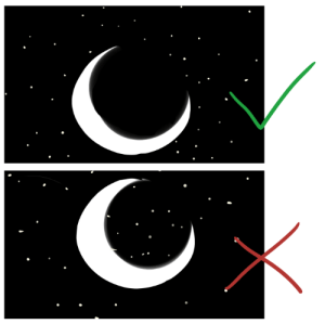 foxyplaydate:  killer-pineapples:  kittendesu:  the-cell-block-tango:  astronomyproblems:  Idk if this counts as a peeve more of an art-astronomy pet peeve but when people draw the cresent moon and where the dark, shaddowed part of the moon is they put in stars like studdenly that part of the moon is invisible instead of just being in the shadow like wtf  wait no peOPLE ACTUALLY DO THIS???   really stupid question though but like, aren't there stars in front of the moon??? like??? space isn't two dimensional so someone putting a couple stars in front of the shadow wouldn't necessarily be wrong?? because aren't there stars all around in space and?????? im just going to be confused forever frick uvu;   hun if there was a star infront of the moon we'd be fucking dead  i'm fucking crying : foxyplaydate:  killer-pineapples:  kittendesu:  the-cell-block-tango:  astronomyproblems:  Idk if this counts as a peeve more of an art-astronomy pet peeve but when people draw the cresent moon and where the dark, shaddowed part of the moon is they put in stars like studdenly that part of the moon is invisible instead of just being in the shadow like wtf  wait no peOPLE ACTUALLY DO THIS???   really stupid question though but like, aren't there stars in front of the moon??? like??? space isn't two dimensional so someone putting a couple stars in front of the shadow wouldn't necessarily be wrong?? because aren't there stars all around in space and?????? im just going to be confused forever frick uvu;   hun if there was a star infront of the moon we'd be fucking dead  i'm fucking crying