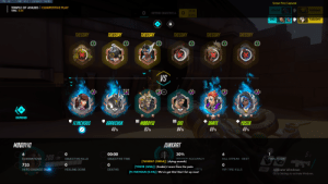 Windows, Best, and Time: FPS: 59  TMP: 57 C  LATENCY: 142 MS  Screen Shot Captured  TEMPLE OF ANUBIS   COMPETITIVE PLAY  YOS28  TUESDAY  TIME: 3:35  0:25  DEFEND OBJECTIVE A  0.0%  DIO  TUESDAY  A  TUESDAY  TUESDAY  TUESDAY  TUESDAY  TUESDAY  TUESDAY  1)  (1  (1  1  VS  4  3  DEFEND  +  DIO  YOS28  MOODYIQ  DANTE  FLINCHOUS  KRAVCHUK  49%  40%  93 %  84%  69 %  MOODYIO  JUNKRAT  (D0)  5s  6  0  /200  00:00  30%  6  200/2  WEAPON ACCURACY  KILL STREAK - BEST  OBJECTIVE KILLS  ELIMINATIONS  OBJECTIVE TIME  FINAL BLOW  [TUESDAY (ORISA)] (dying sounds)  O  RIP-TIRE KILLS  733  0  [YOS28 (ANA)] (Arabic): Learn from the pain.  SHIFT  TRAPPED  [FL1NCHOUS (D.VA)] We've got this! Don't let up now!  HERO DAMAGE DONE  HEALING DONE  Activate Windows  DEATHS  Go to Settings to activate Windows. Well that just happened