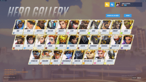 My Discord friends didn't appreciate my hard work. Maybe some of y'all will.: FPS: 60  5:17 AM  SMELLSOFPRPL  87 1  HERO GALLERY  MARK ALL AS SEEN  FILTER  NEW!  NEW!  NEW  NEW!  NEW!  NEWH  NEW!  NEW!  NEW!  NEW  NEW!  LUCIO  ANA  ASHE  BRIGITTE  GENJI  BAPTISTE  BASTION  D.VA  DOOMFIST  HANZO  JUNKRAT  24/98  20/100  26/101  20/100  16/90  19/97  18/96  3/79  1/68  18/97  19/97  NEW!  NEW!  NEW  NEW!  NEW!  NEW!!  NEW!  NEW!  NEW  NEW  NEW  MOIRA  MCCREE  MERCY  REAPER  ORISA  PHARAH  REINHARDT  ROADHOG  SOLDIER: 76  SOMBRA  ME  23/102  22/97  22/102  22/100  21/98  20/99  27/101  21/96  17/93  19/100  24/101  NEW!  NEW  NEW  NEW!  NEW!  oNEW!  NEW!  NEW!  AN  TORBJÖRN  21/97  WINSTON  SYMMETRA  21/97  WIDOWMAKER  TRACER  ZARYA  26/101  ZENYATTA  WRECKING BALL  23/97  21/103  19/98  21/99  18/89  [SmellsOfPrp: So  [SmellsOfPrpl: Y'all listen to ZillaKami  [SmellsOfPrpl]: ???  Activate Wind ows  Go to Settings to activeAPEndACK  PRESS ENTER TO CHAT My Discord friends didn't appreciate my hard work. Maybe some of y'all will.