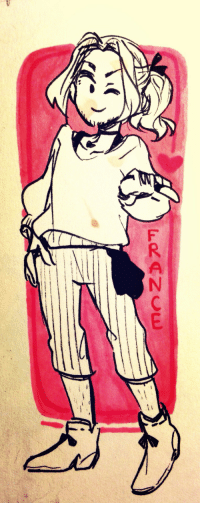 Definitely, Love, and Target: FRANCE gaby-arts:  A quick France  I got a new stylo pen and i love the way it flows definitely gonna be my go to!!