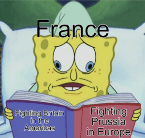 France's nice '7 years' war experience.: France's nice '7 years' war experience.