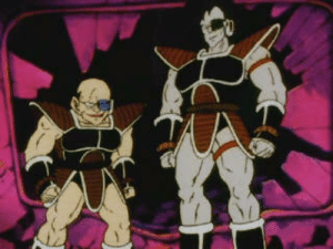 Charlie, Today, and Warriors: Frank and Charlie as Saiyan warriors long before becoming the men we know today...
