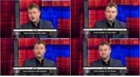 """VIDEO: @FrankCaliendo answers a bunch questions while impersonating several NFL personalities.: Frank Caliendo as """"Mike Ditka""""  Frank Caliendo as Ron  Frank Caliendo as Terry Jones  Frank Caliendo as Ton Gruden"""" VIDEO: @FrankCaliendo answers a bunch questions while impersonating several NFL personalities."""