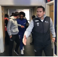 Memes, English, and Frank Lampard: Frank Lampard shaking hands with English midfielders that are better than him https://t.co/iQkqSciigd