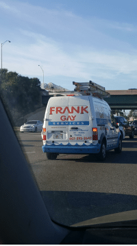 Frank S E R V C Residential Commercial Remodeling Electrical Anc Heating O Plumbing 407 293 2642 You Think He D Come Up With A Better Name Funny