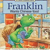 Chinese: Franklin  Wants Chinese food