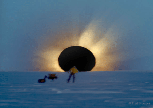 Tumblr, Blog, and Eclipse: Fred Bruenjes photos-of-space:  A Total Eclipse at the End of the World [650 × 459]