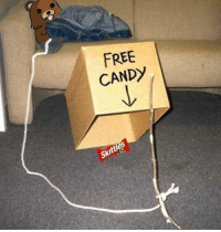 FREE  CANDY  Skittles Seriously come get it !!