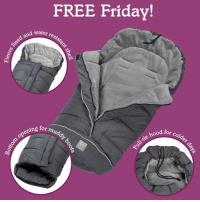 Time for #FreeFriday #competition!!! For your chance to WIN this luxurious Universal Footmuff just  LIKE & COMMENT using the #ClevaMamaFootmuff & don't forget SHARING is CARING <3 Available from Mothercare Ireland & Independent Retailers for €69.99 Best of luck!!! :-)  PS: Winners announced next Monday (23th January): FREE Friday!  and water  resistan.  opening for  m  hood for cold Time for #FreeFriday #competition!!! For your chance to WIN this luxurious Universal Footmuff just  LIKE & COMMENT using the #ClevaMamaFootmuff & don't forget SHARING is CARING <3 Available from Mothercare Ireland & Independent Retailers for €69.99 Best of luck!!! :-)  PS: Winners announced next Monday (23th January)