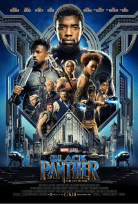 Memes, Black, and Black Panther: FREEMAN-BASSETT-nWWTAKER SERKIS  BLACK  PANTHER  LONG LIVE TRE KING Black Panther hits theaters February 16th. Have a brand new poster!  (James SavedSlayer)