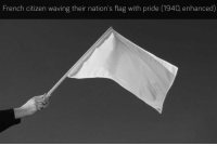 "Memes, Http, and French: French citizen waving their nation's flag with pride (1940, enhanced) <p>French patriotism via /r/memes <a href=""http://ift.tt/2ydN7vw"">http://ift.tt/2ydN7vw</a></p>"